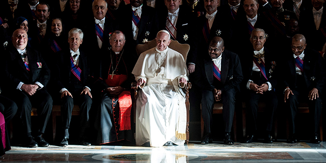 Pope francis and lesbians